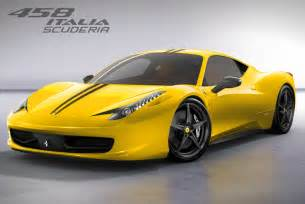 Italia 458 Yellow 2011 458 Italia Yellow