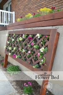 diy unique flower beds modern diy art designs