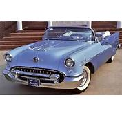 1955 Oldsmobile 98 Starfire  Classic Car Pictures