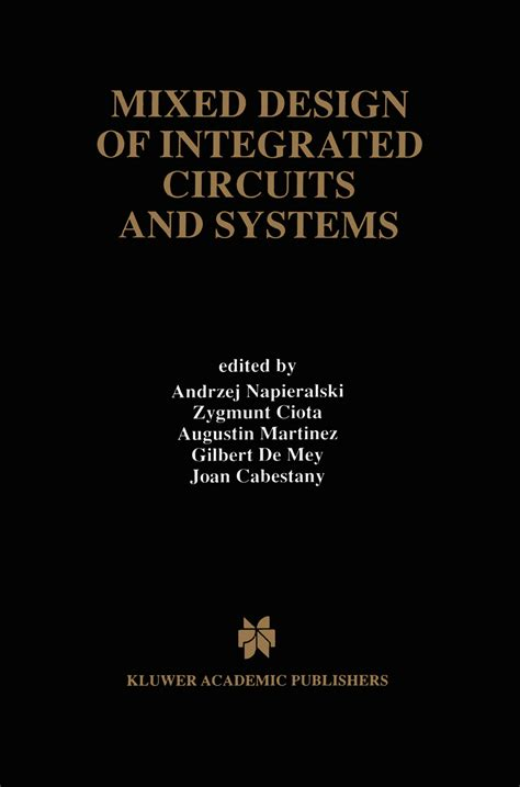 secure integrated circuits and systems springer integrated circuits and systems 28 images mixed design of integrated circuits and