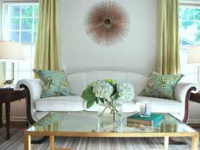 blue and green home decor color guide hgtv