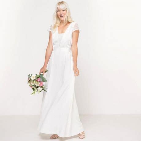 Robe Blanche Ceremonie Femme - robe ceremonie blanche femme