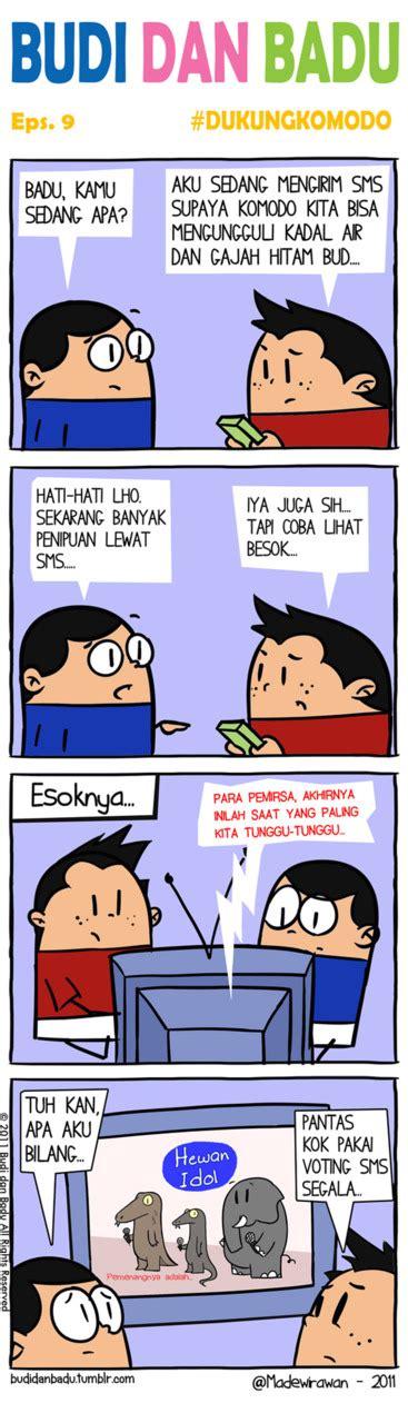Komik 1 4 Tamat Yu Asagiri 3 komik budi dan badu komik lucu asli indonesia multi info