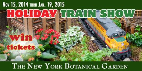 new york botanical garden show tickets win a 4 pack of tickets to the 2014 show at