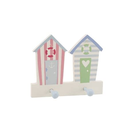 beach hut style bathroom nautical beach hut seaside home decor twin double wall