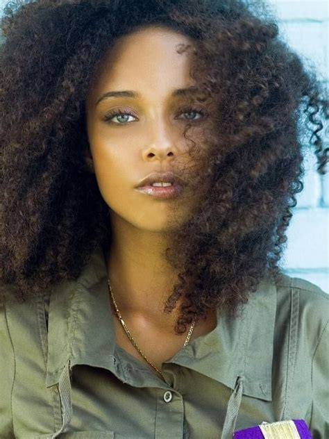 mixed race natural hair beautiful natural hair and beauty on pinterest