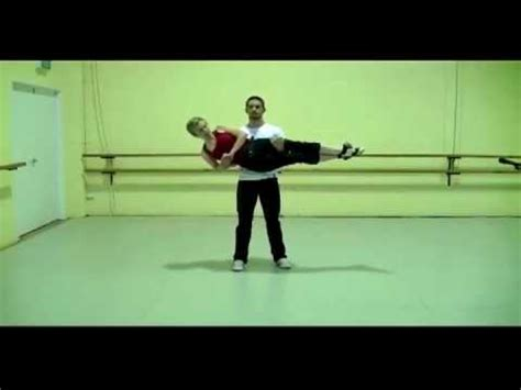 swing dance lifts the rollerblind dance tutorial video learn to dance