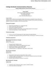 Resume Template For College Application by College Application Resume Template Berathen
