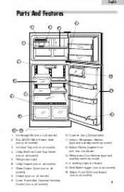 rrtg18pabw parts haier 18 0 cu ft freezer refrigerator