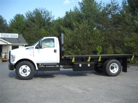 F650 Truck For Sale by Ford F650 Sd Flatbed Trucks For Sale Used Trucks On