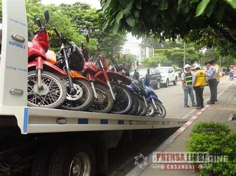 impuestos de carros y motos de yopal casanare alcald 205 a de yopal inmoviliz 211 17 motos y 4 carros en las