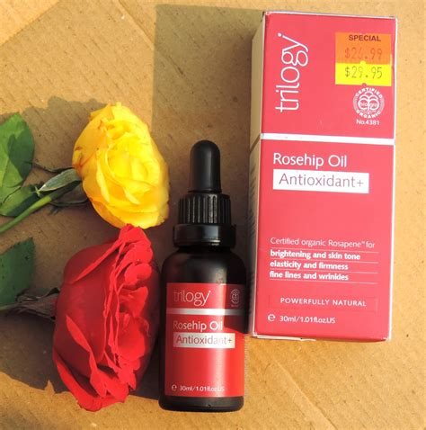 Trilogy Rosehip For trilogy rosehip antioxidant review the
