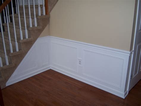 Small Home Decor Ideas by Hall And Stairway Trim Work Low Maintenance Shadow Boxes
