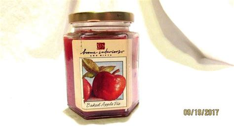Home Interiors Candle by Home Interiors Baked Apple Pie Candles Best Style And