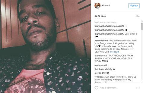 Metcalfe Checks Into Rehad by Rapper Kid Cudi Checks Into Rehab For Depression Wgno