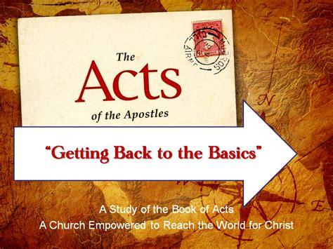 acts lifechange books sermon series