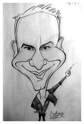 El lápiz blando: Flavio Mendoza