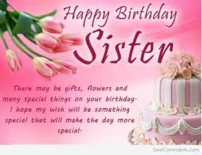 Happy Birthday Sis Quotes Birthday Wishes For Sister Pictures Images Graphics For