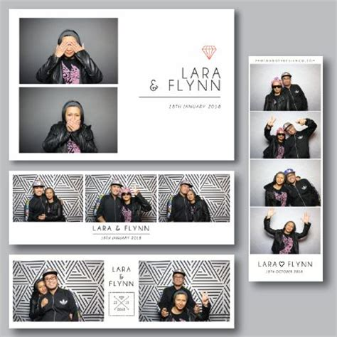 photo booth psd template pin by photobooth design co on photobooth templates