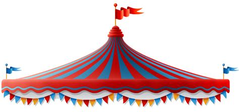 best big carnival big top clipart collection