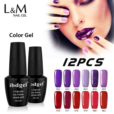 12pcs set free shipping manicure ibd gel kit reviews shopping ibd gel kit reviews