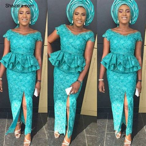natives irobuba styles for cord lace aso ebi styles with cord lace