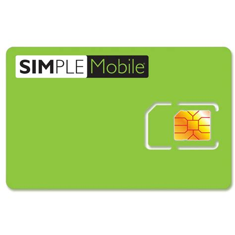 simpel mobile wireless simple mobile sim card activation kit