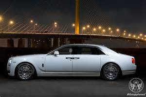 Rolls Royce Ghost Wheelbase The One Rolls Royce Kochamongkol Extended Wheelbase