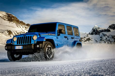 cool jeep cool jeep wrangler polar special edition is all news