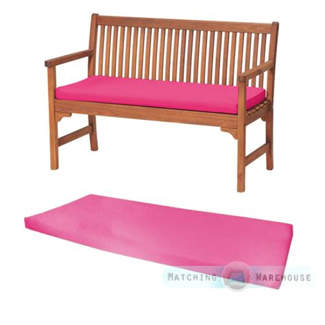 seat cushions for benches outdoor waterproof seater bench swing seat cushion only