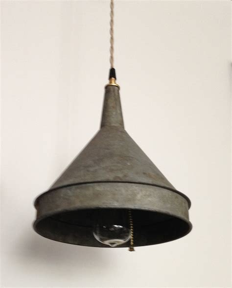 Repurposed Lighting Fixtures Repurposed Antique Vintage Tools Galvanized Steel