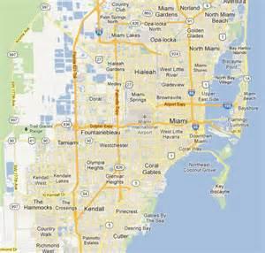 map of miami florida area serviced areas ac repair miami fl