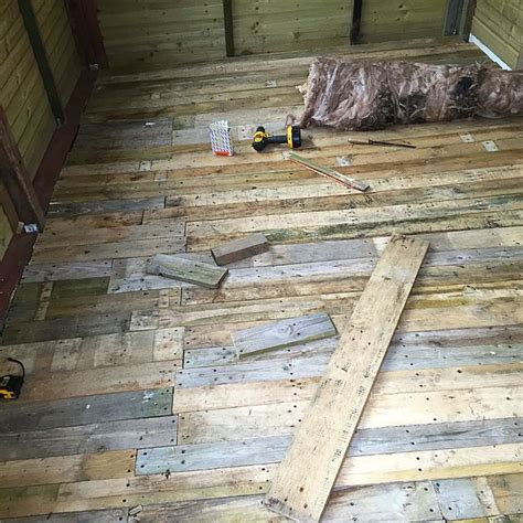 shed floor ideas  pinterest grillage