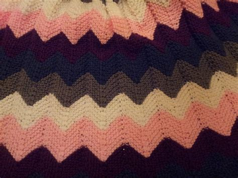 free pattern ripple afghan knitted afghan patterns a knitting blog