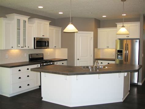 Bar Height Kitchen Island the camden new home plan vancouver wa evergreen homes