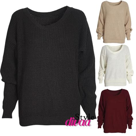 knitted womens jumpers womens oversized jumper knitted womens sweater