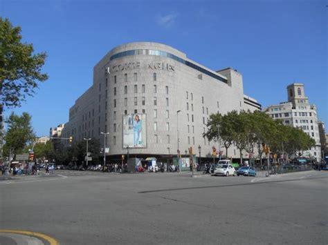 el corte ingles store el corte ingles department store barcelona picture of