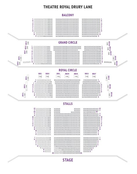 st theater seating plan 42nd tickets show info dates theatre royal