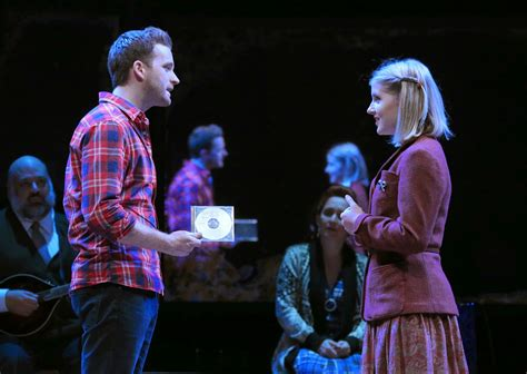 Cd Theater Once lara theater review once at pantages theatre