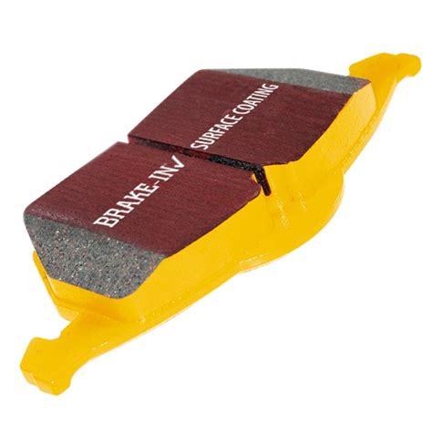 bedding in brakes ebc yellowstuff brake pads true winner all round