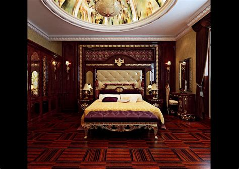 royal bedroom royal bedroom 3d model max cgtrader com