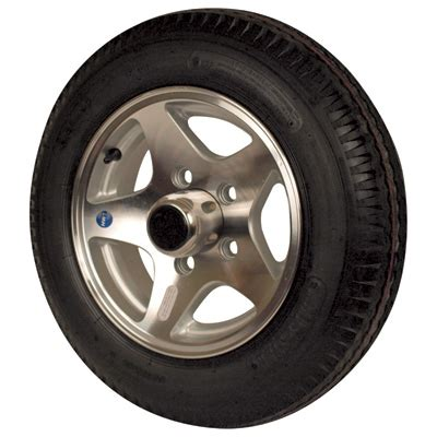 Trailer Tire Northern Tool Martin Aluminum Mag Trailer Tires And Assembly 12in