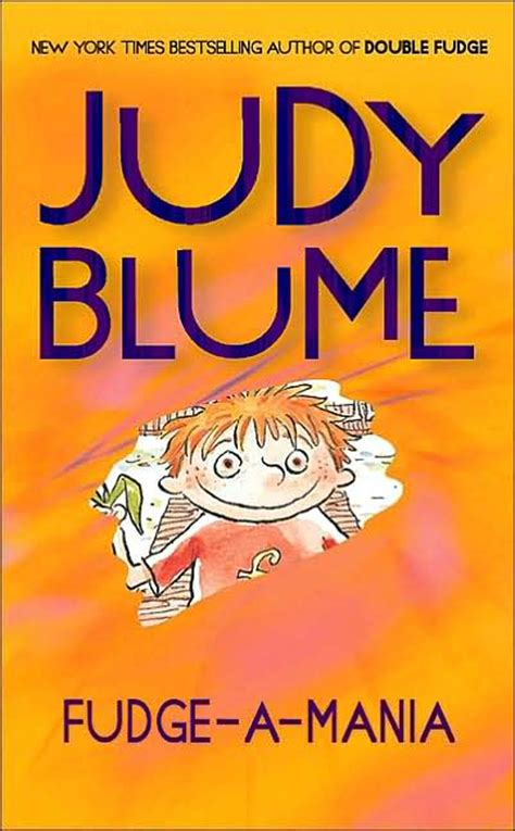 judy blume fudge book report fudge a mania a school project