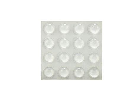 clear surface gard  adhesive  vinyl pads