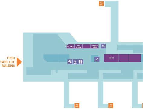 layout plan of klia2 klia2 pier q malaysia airport klia2 info