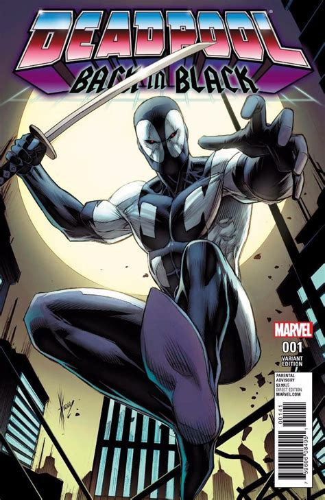 back in black back in black symbiote deadpool ultimate marvel vs