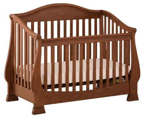 Mahogany Baby Crib by Nursery Crib Status Series 300 Stages Convertible Crib