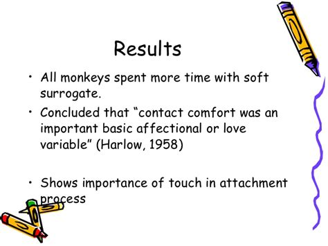 Contact Comfort Psychology by Attachment Cont D