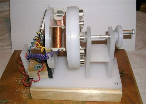 electromagnetic induction diy ac generator plans