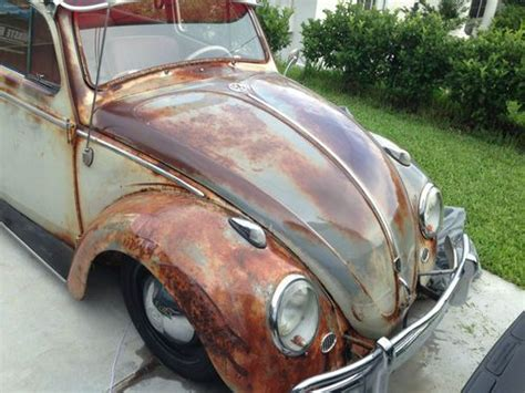 sell   vw patina rat bug  deltona florida united states